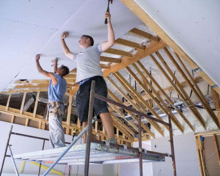 Bauunternehmen Stix, Fürstenfeldbruck - Dachstuhllarbeiten