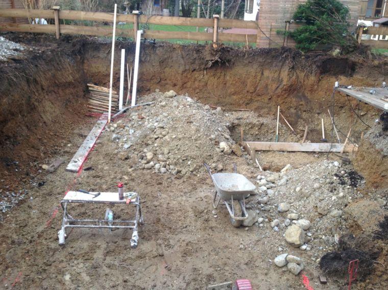 Bauunternehmen Stix, Fürstenfeldbruck - Erdarbeiten