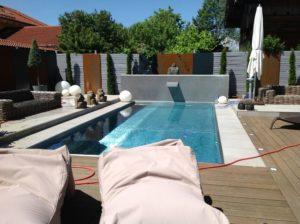 Bauunternehmen Stix, Fürstenfeldbruck - Swimmingpool