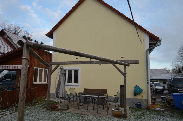 Bauunternehmen Stix, Fürstenfeldbruck - Fassadenarbeiten