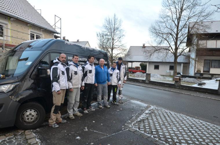 Bauunternehmen Stix, Fürstenfeldbruck - Das Team